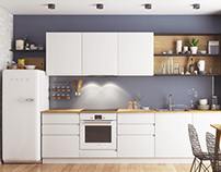 FANTASY kitchen by INSTYLE