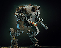 Assault Mech Concept