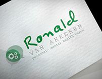 Ronald van Akkeren Logo