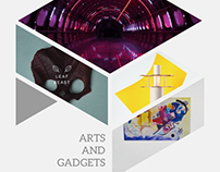 Arts And Gadgets 11-1-2016
