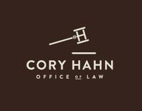 Cory Hahn Identity