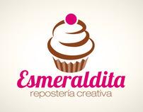 Logotipo Esmeraldita
