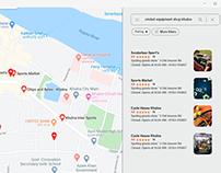 Map Pop Design