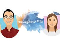 #HeidilyGlenverAfter: The Animated Love Story