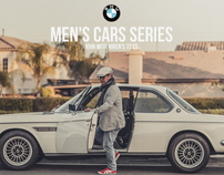 Men's Car Series _ John with Hiren's 72 CS