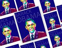 Barack Obama biography book cover