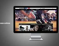 "Adidas – ""Light Makes Fast"" – Web Campaign"