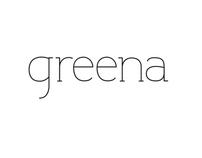 Greena Typeface