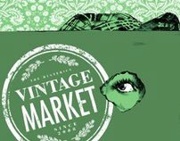 Vintage Market flyers