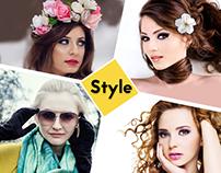 Hair Style App