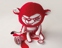 """Little Bloodsucker"" Designer Plush Toy"