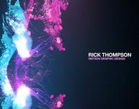 Rick Thompson Design Montage