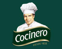 COCINERO - Brand Character illustration