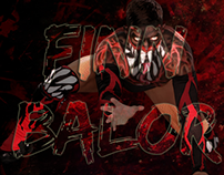 Small Finn Balor edit I did from just a PNG