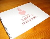 Cake Delights Brand Identity
