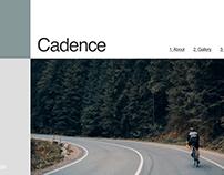 Cycling Web Design Concept