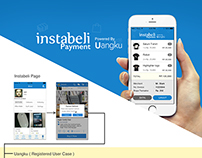 Instabeli co-branding payment method app