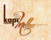 Kapimelao logo design