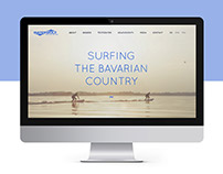Waterwolf / E-Surfer / Webdesign