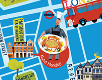 ILLUSTRATED CITY MAPS I VOYEUR MAGAZINE 2:5