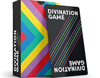Divination Game Tarot Deck