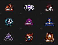 Mascot Logo Collection (2017-2020)