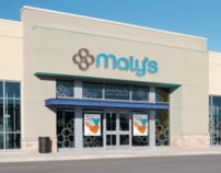 Maly's Rebranding