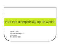 Optician Claes