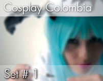 Cosplay Colombia Sesion #1 Asuka Cubillos