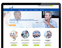 NAPEO Website Design