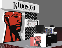 KINGSTON Stand 2012
