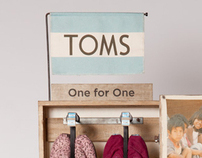TOMS Shoes POP Program