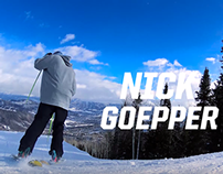 4K Park Day with Nick Goepper | Action Cam | Sony