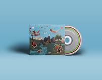 Album cover - Amor Elefante