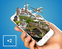 BCLC — Lotto App — Three Key Visuals