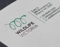 Wildlife Victoria - Identity