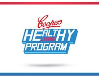Cooper's healthy living