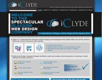 IClyde Website design