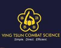 Ving Tsun Combat Science Business Card