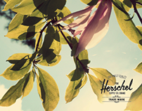 Herschel Catalog Postcards