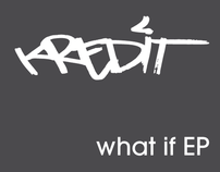 Kredit - What If EP - Cover Artwork