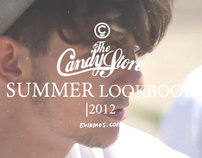 the CANDY STORE | MEN SUMMER LOOKBOOK 2012 ||BIRMINGHAM