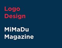 MiMaDu Magazine - Logo Design