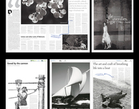 Newspaper / Magazine layouts