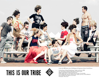 This is our TRIBE