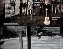 CD Photography and Art Work for Andrew Lobb