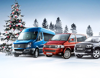 Volkswagen commercial vehicles PF 2012