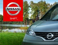 Teaser Of Nissan Evalia's Launching