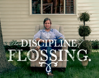 THE DISCIPLINE OF FLOSSING