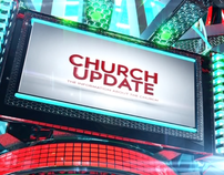 Church Update Opening for Glow FC
